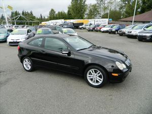 2002 Mercedes-Benz C-Class for Sale in Lynnwood, WA
