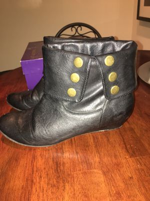 Madden Girl black booties. for Sale in Alexandria, VA