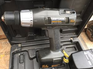 High performance craftsman drill in good condition for Sale in Fresno, CA