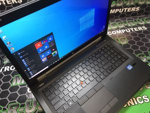 """15.4"""" HP EliteBook laptop with 16 gigRAM, 500gigs HDD, Windows 10, i7, MS Office, WARRANTY!!!! for Sale in Houston, TX"""