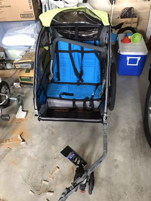 bike trailer for kids for Sale in Portland, OR