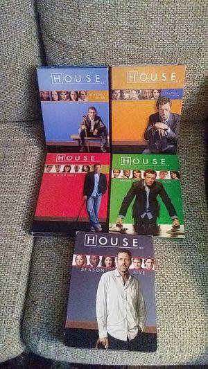 House Season 1-5 for Sale in Renton, WA