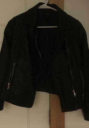 Leather jacket for Sale in Portland, OR