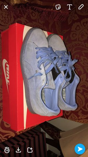 Light Blue Pumas Size 11 for Sale in Silver Spring, MD