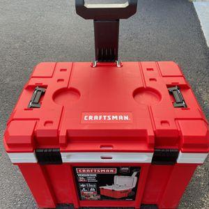 Craftsman Versastack Cooler Wheels And Handle /Tool Box/ Tstak/Stanley for Sale in North Brunswick Township, NJ