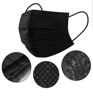 Black Face Masks Disposable for Sale in Henderson, NV