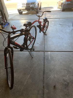 Mountain bike with a co pilot combo good condition for Sale in NV, US