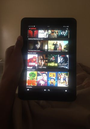 Hd kindle fire 7 for Sale in Cleveland, OH