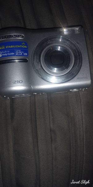 Olympus digital camera 7.1 megapixel in excellent condition. Great deal for Sale in Lawrenceville, GA