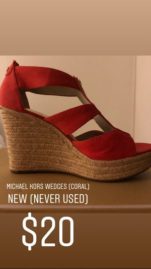 Michael Kors Wedges for Sale in El Centro, CA