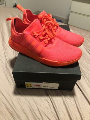 Adidas NMD Solar Red size 13 for Sale in Dallas, TX