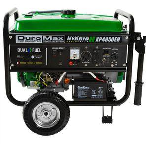 New! Duromax 4,850 watt electric start gas-propane generator for Sale in Joplin, MO