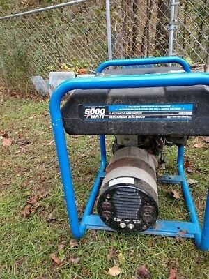 5000 watts generator devilibis for Sale in Brooks, OR