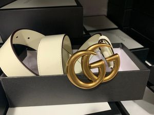 Gucci White Brass GG Belt *Authentic* for Sale in Queens, NY