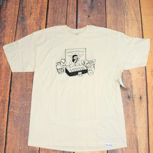 Diamond Supply Co. T-shirt/ XL Size/ Cream Color/ Short Sleeve tee/ for Sale in Pasco, WA