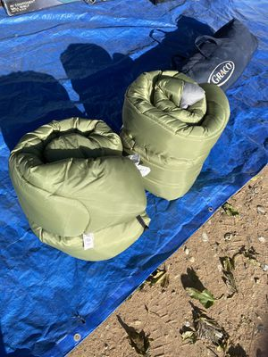 Coleman sleeping bags $7 each for Sale in Apple Valley, CA