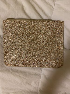 Sparkly gold pouch✨ for Sale in Tempe, AZ