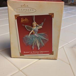 Keepsake Barbie Ornament for Sale in Murrieta, CA