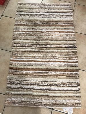 DKNA Carpet 45'x26.5'. 100% cotton for Sale in South Pasadena, CA