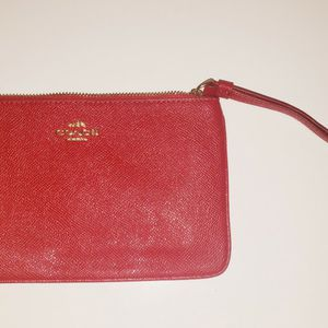 Genuine Coach Leather Purse Wallet for Sale in Coram, NY