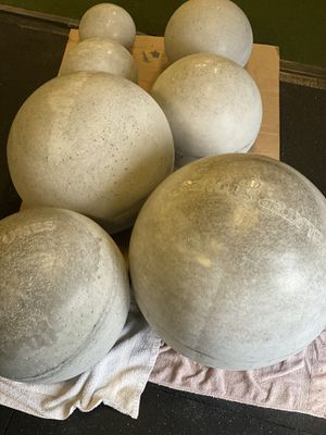 Strongman Stones, Workout, Gym, Strength, Gym equipment, Fitness for Sale in Renton, WA