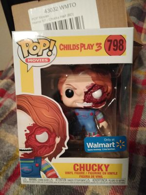 Walmart Chucky Funko pop 1 for Sale in Long Beach, CA