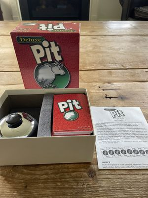 Deluxe Pit board game for Sale in Ellicott City, MD