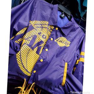 Los Angeles Lakers Womens Windbreaker for Sale in Hawthorne, CA