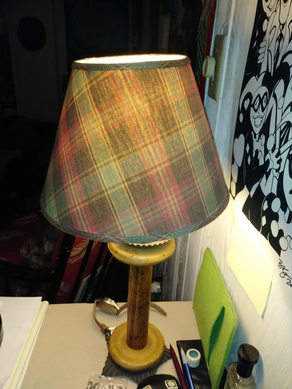Lamp. Lil country lamp