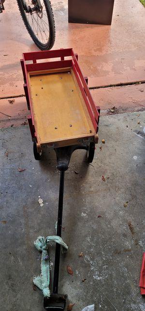 Radio flyer wagon for Sale in Pompano Beach, FL