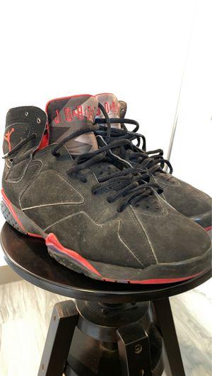 "Jordan Retro 7 ""Raptors"" sz8.5 (used) for Sale in Las Vegas, NV"