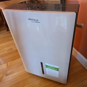 70 pint dehumidifier by Soleus Air for Sale in Fairfax, VA