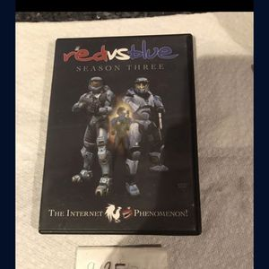 Red Vs Blue Season 3 DVD for Sale in Fort Lauderdale, FL