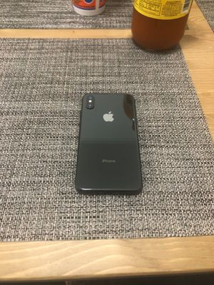 Iphone X 64GB for Sale in El Monte, CA