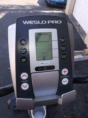 Weslo recumbent bike 11.2 model for Sale in Tampa, FL