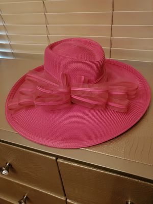 Pink Kentucky Derby Hat for Sale in Las Vegas, NV