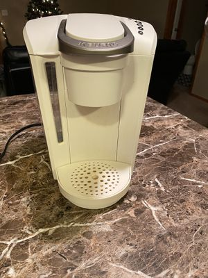 White keurig for Sale in Spanaway, WA