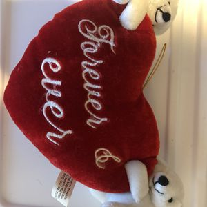 Small Valentines Stuffed Heart -free for Sale in Pinellas Park, FL