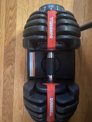 Adjustable dumbell for Sale in New York, NY