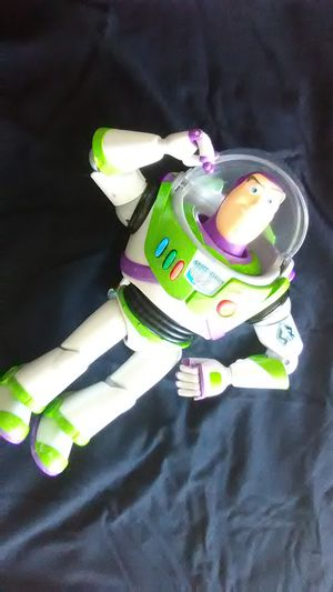 Buzz Lightyear Talking Action Figure for Sale in Raleigh, NC