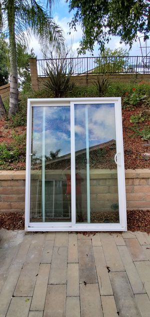 Sliding glass door for Sale in Mission Viejo, CA