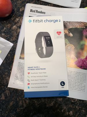 New Fitbit Charge 2 for Sale in Bellevue, WA