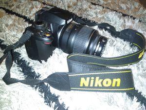 NIKON digital camera with lens for Sale in Kerman, CA