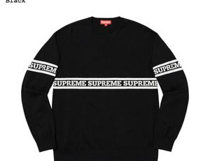 Supreme crew neck sweater xxl for Sale in Queens, NY