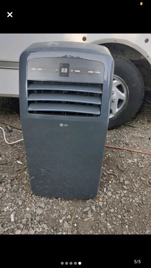 12000 btu LG indoor acunit $300 custom hose ill bring to you for Sale in Bordentown, NJ