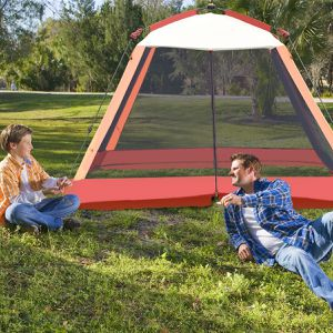 6 Persons Portable Automatic Pop Up Family Tent with Bag for Sale in Wildomar, CA