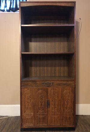 Book shelf/ cabinet for Sale in Richmond, VA