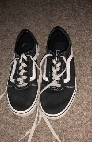 Vans size 2* for Sale in Gaithersburg, MD
