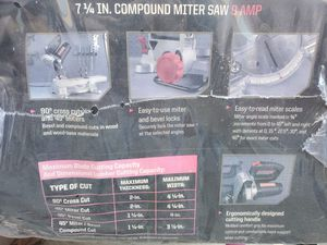 Craftsman Saw for Sale in San Leandro, CA