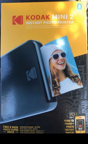 Photo printer Polaroid style for Sale in Virginia Beach, VA